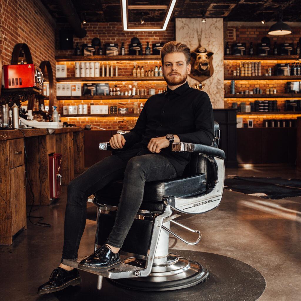 Jorges Barbershop 27